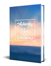Achieving Your Dreams PLR eBook Resell PLR