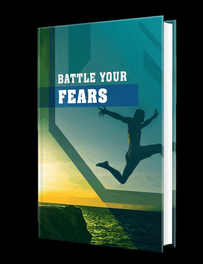 Battle your Fears PLR eBook Resell PLR