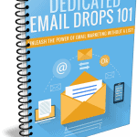 Dedicated Email Drops PLR Lead Magnet Kit