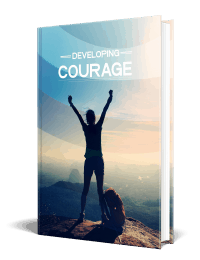 Developing Courage PLR eBook Resell PLR
