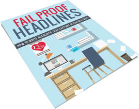Fail Proof Headlines PLR Report eCover