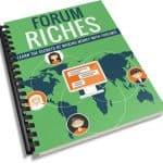 Forum Riches PLR Lead Magnet Kit