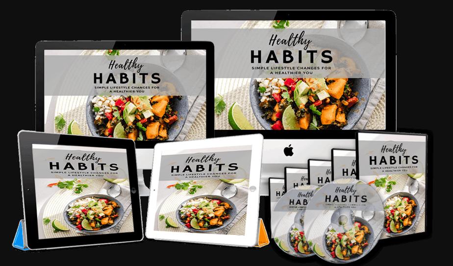 Healthy Habits Bundle 2