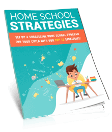 Home School Strategies PLR Report eCover