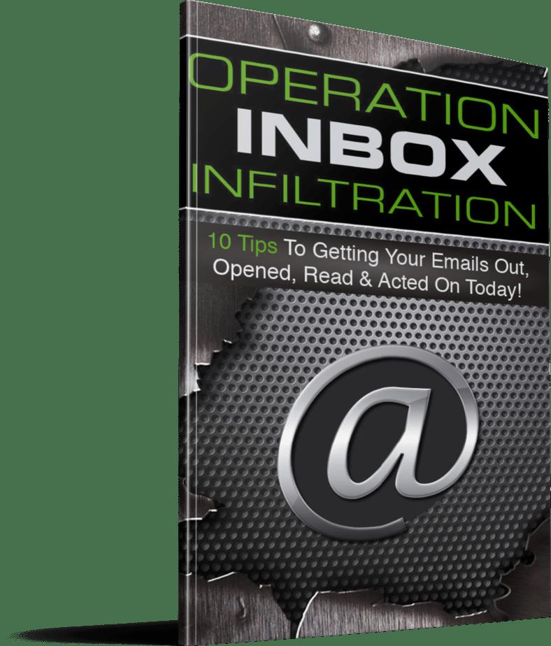 Inbox Infiltration PLR Report eCover