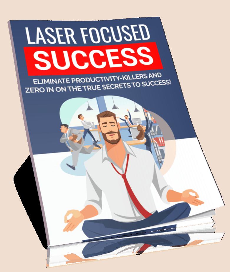 Laser Focused Business PLR Report eCover