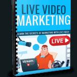 Live Video Marketing PLR Report eCover