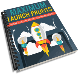 Maximum Launch Profits PLR Report eCover