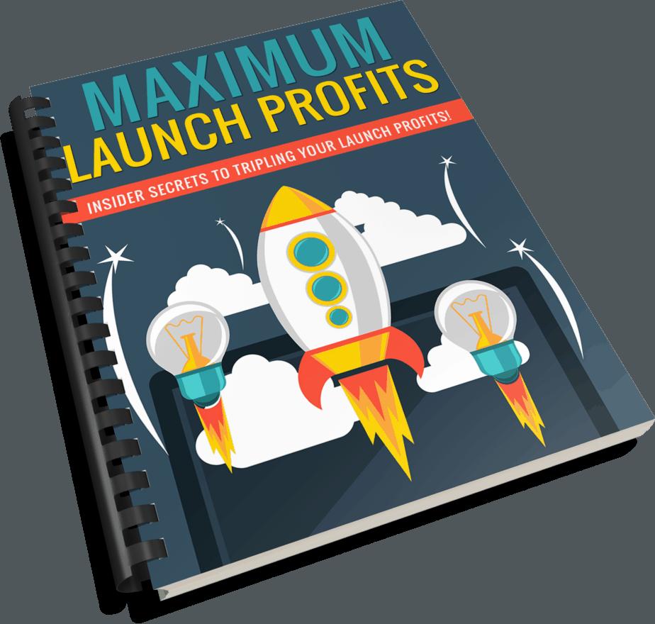 Maximum Launch Profits PLR Report eCover