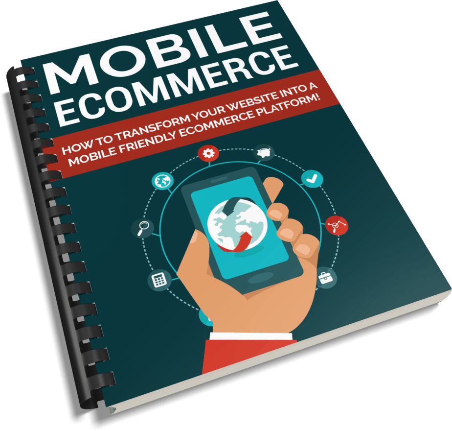 Mobile Ecommerce PLR Report eCover