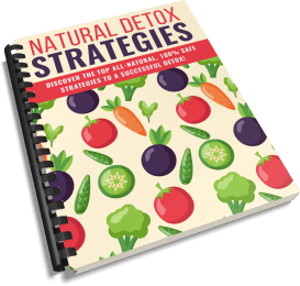 Natural Detox Strategies PLR Report eCover