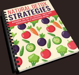 Natural Detox Strategies PLR Report eCover