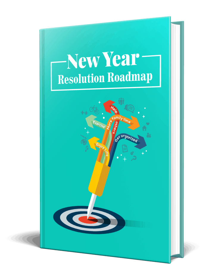 New Year Resolution Roadmap PLR eBook Resell PLR