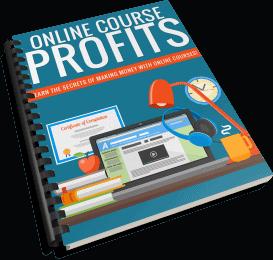 Online Course Profits PLR Report eCover