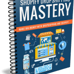 Shopify Dropshipping Mastery PLR Lead Magnet Kit