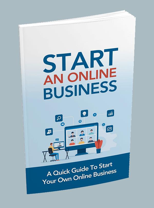 Start An Online Business Mini PLR Autoresponder Course