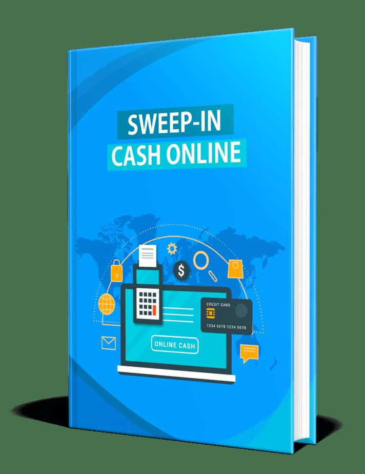 Sweep in cash Online PLR eBook Resell PLR