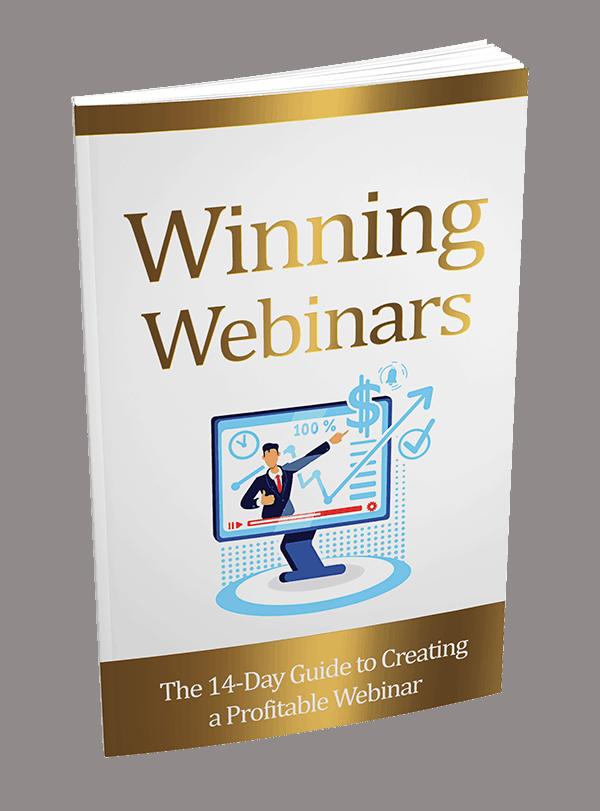 Winning Webinars 14 Day PLR Guide