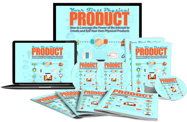 Your First Physical Product bundle