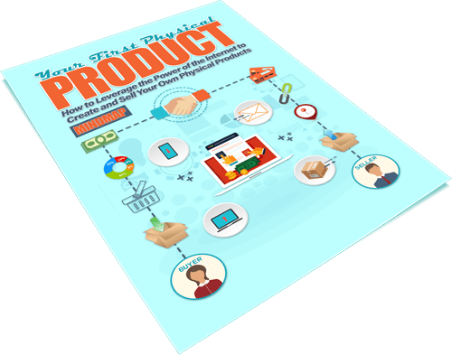 Your First Physical Product mindmap