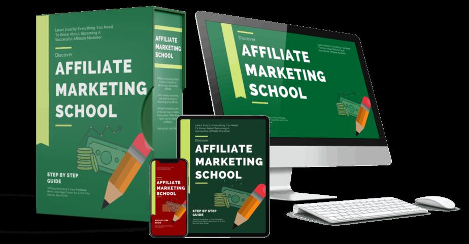 Affiliate Marketing School Bundle