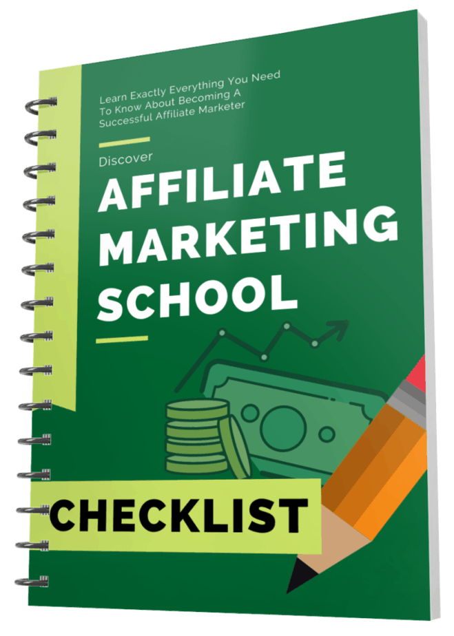 Affiliate Marketing School Checklist