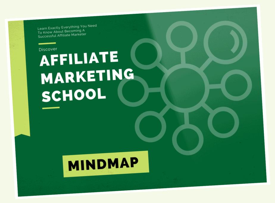 Affiliate Marketing School Mind Map