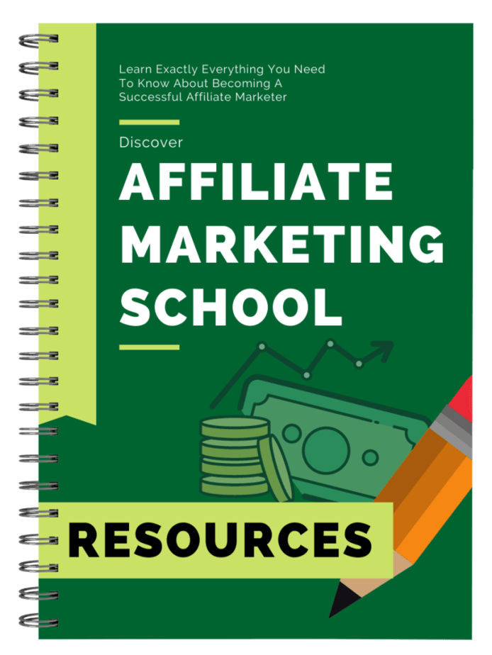 Affiliate Marketing School Resource Cheat Sheet