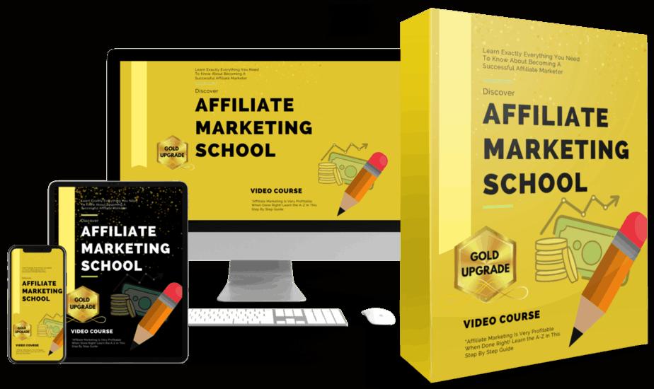 Affiliate Marketing School Upsell