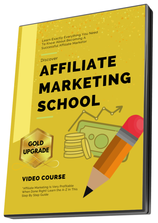 Affiliate Marketing School Video Course