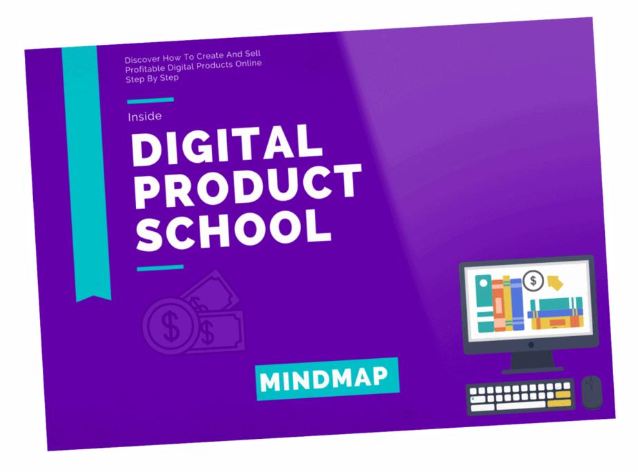 Digital Product School Mind Map
