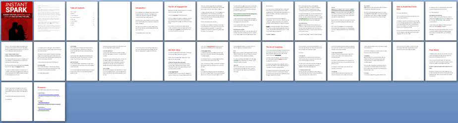 Getting The Girl PLR Report Sneak Preview