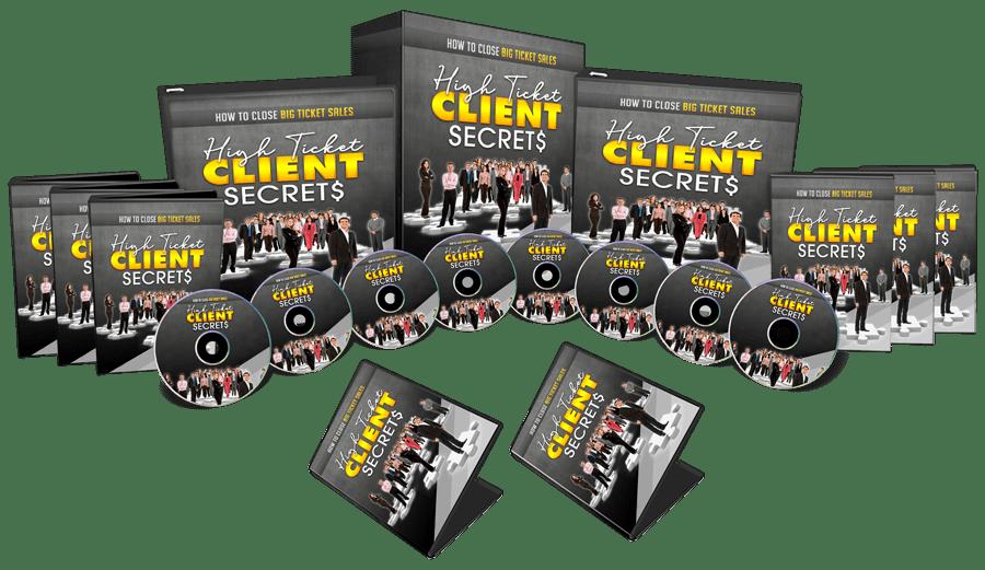 High Ticket Clients Secrets Upsell Bundle