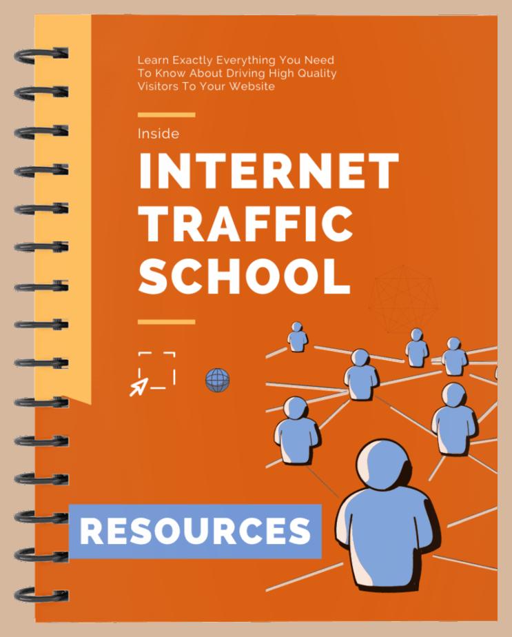 Internet Traffic School Resource Cheat Sheet