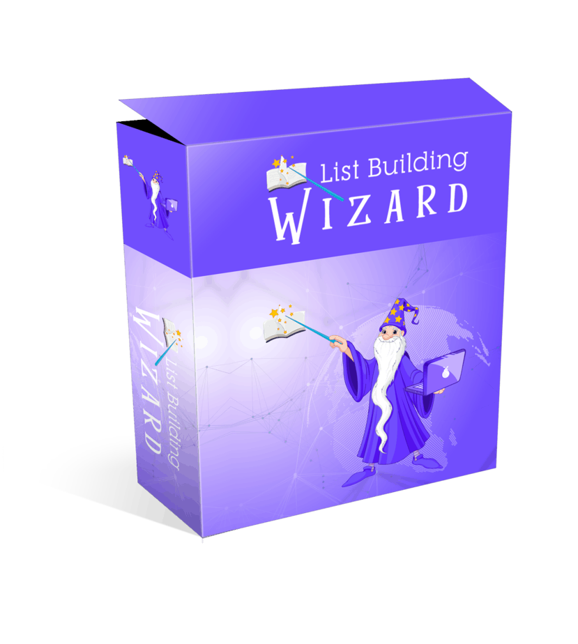List Building Wizard Box