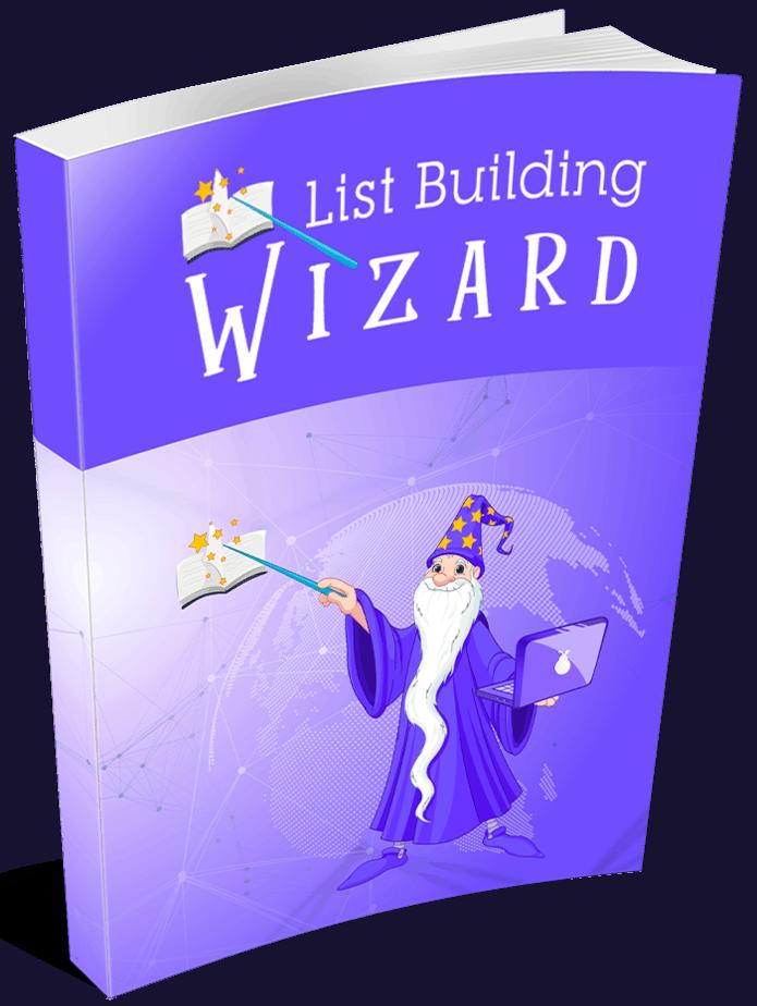 List Building Wizard Ebook