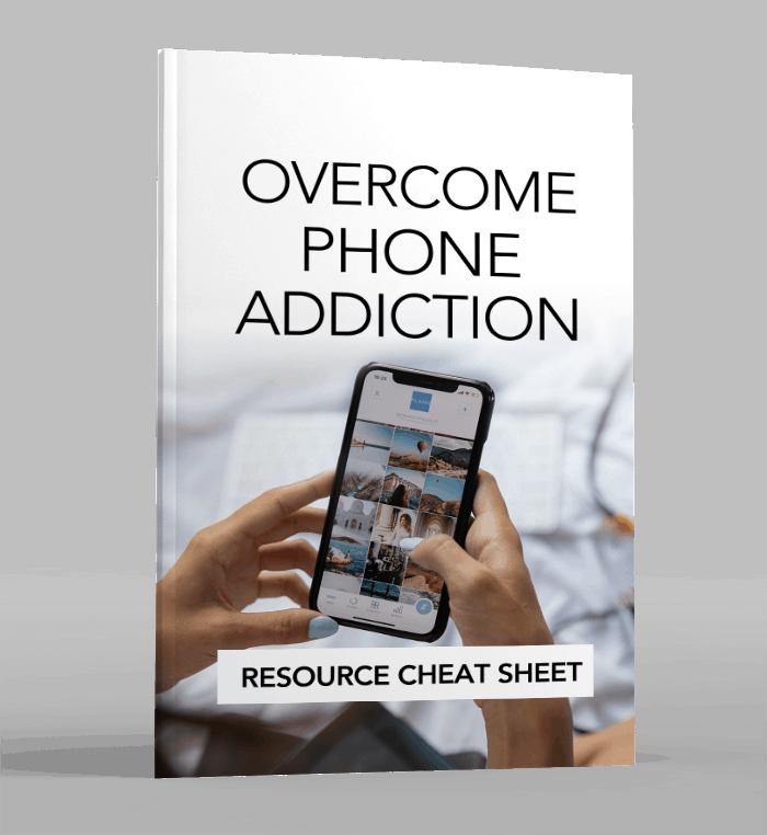 Overcome Phone Addiction Resource