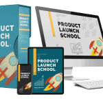 Product Launch School Sales Funnel with Master Resell Rights