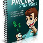 Profitable Pricing Strategies PLR Lead Magnet Kit