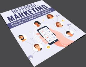 Referral Marketing PLR Report eCover