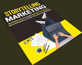 Storytelling Marketing PLR Report eCover