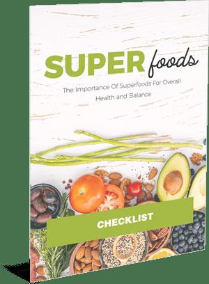SuperFoods Checklist