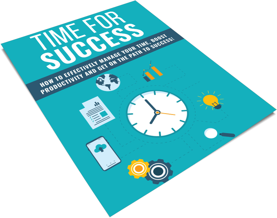 Time For Success PLR Report eCover