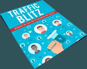 Traffic Blitz PLR Report eCover
