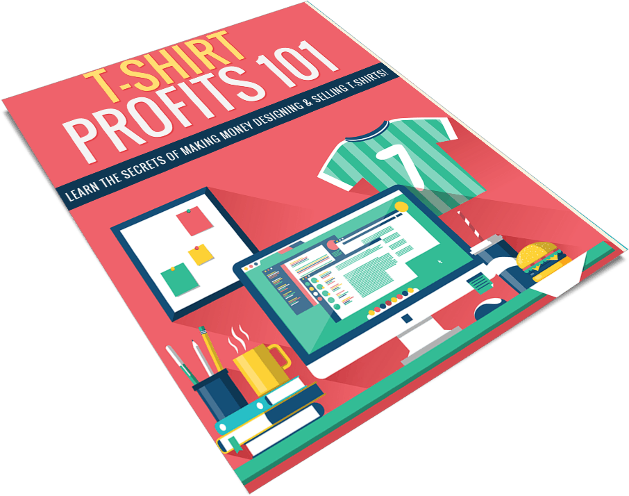 Tshirt Profits 101 PLR Report eCover