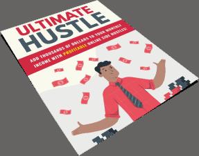 Ultimate Hustle PLR Report eCover