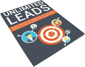 Unlimited Leads PLR Report eCover