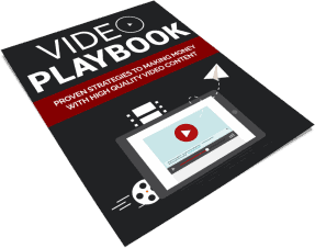 Video Playbook PLR Report eCover