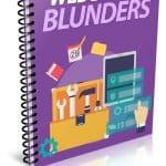Web Design Blunders PLR Lead Magnet Kit