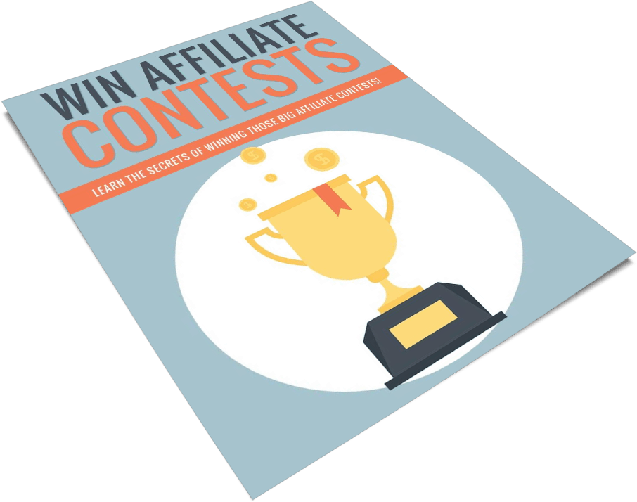 Win Affiliate Contests PLR Report eCover
